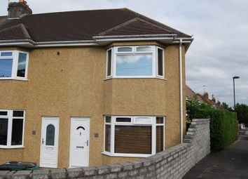 Thumbnail 4 bed end terrace house to rent in Mortimer Road, Filton, Bristol