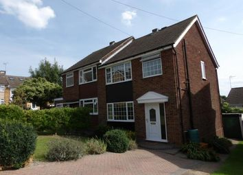 Thumbnail 3 bed semi-detached house for sale in Balmoral Close, Billericay