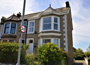 Thumbnail 2 bed flat to rent in Mount Pleasant Road, Camborne, Cornwall