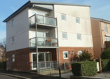 Thumbnail 2 bedroom flat for sale in Davidson Close, Hythe