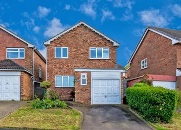 Thumbnail 4 bedroom detached house for sale in Tower View Crescent, Nuneaton