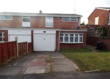 Thumbnail 3 bedroom property to rent in Nevis Court, Wolverhampton
