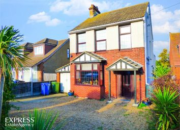 Thumbnail 3 bed detached house for sale in Minster Road, Minster On Sea, Sheerness, Kent
