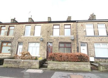 Thumbnail 2 bed terraced house for sale in Helmshore Road, Haslingden, Rossendale