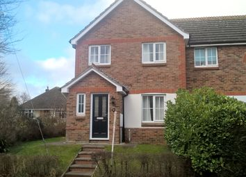 Thumbnail 3 bed semi-detached house to rent in Hollis Way, Halstock