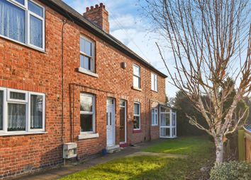 Thumbnail 2 bed terraced house for sale in Cromwell Road, Melton Mowbray