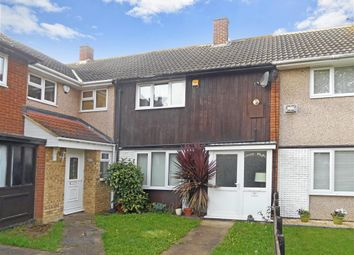 Thumbnail 2 bed terraced house for sale in The Upway, Basildon, Essex