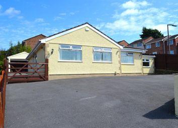 Thumbnail 3 bed detached bungalow for sale in Heol Cleddau, Waunarlwydd, Swansea