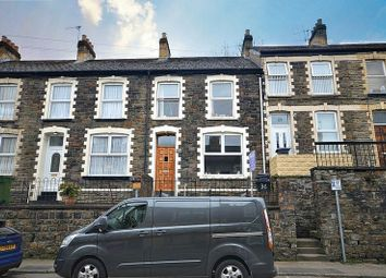 Thumbnail 2 bedroom terraced house to rent in Osborne Road, Pontypool
