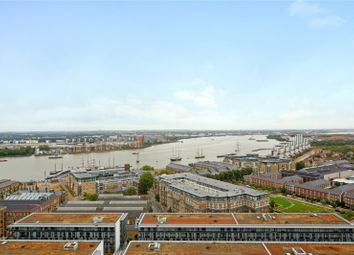 Thumbnail 3 bedroom property to rent in Royal Arsenal Riverside, Compton House, London