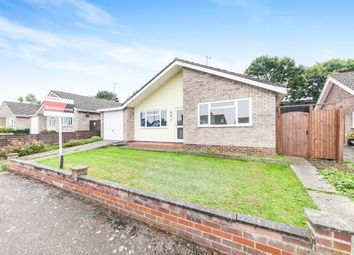 Thumbnail 3 bed bungalow for sale in Landsdown Road, Sudbury