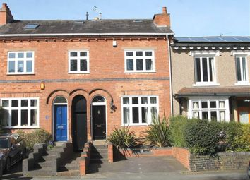 Thumbnail 4 bed terraced house for sale in Ravenhurst Road, Harborne, Birmingham