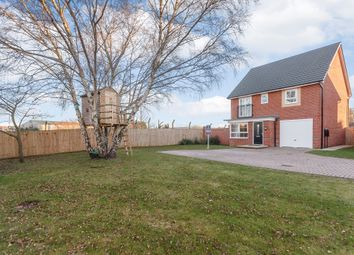 Thumbnail 4 bed detached house for sale in Foundry Lane, Sandbach