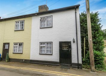 Thumbnail 2 bedroom end terrace house for sale in High Street, Hemingford Grey, Huntingdon