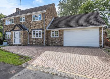 Windlesham, Surrey GU20. 4 bed detached house