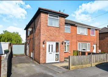 Thumbnail 3 bedroom semi-detached house for sale in Robin Hood Road, Kirkby-In-Ashfield, Nottingham, Notts