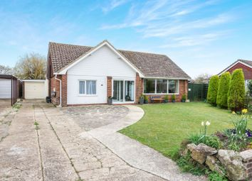 Thumbnail 3 bed detached bungalow for sale in Eastergate Close, Worthing