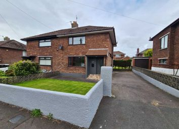 Thumbnail 3 bed semi-detached house for sale in Glencoole Park, Newtownabbey