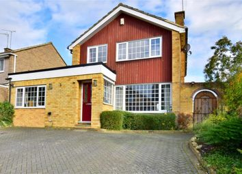 Thumbnail 4 bed detached house for sale in Spot Lane, Bearsted, Maidstone, Kent