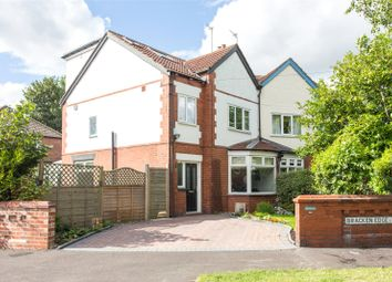 Thumbnail 4 bed semi-detached house for sale in Bracken Edge, Leeds, West Yorkshire