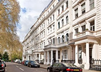 Thumbnail 3 bed flat for sale in Cornwall Gardens, Kensington
