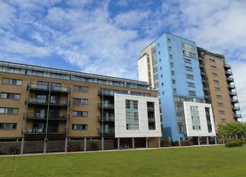 Thumbnail 2 bed flat to rent in Davaar House, Prospect Place, Cardiff