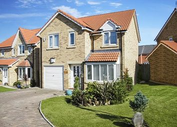Thumbnail 4 bed detached house for sale in Maple Drive, Widdrington, Morpeth