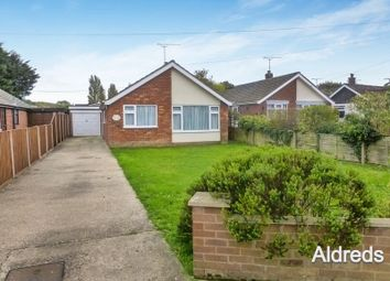 Thumbnail 3 bed detached bungalow for sale in Mill Road, Potter Heigham, Great Yarmouth