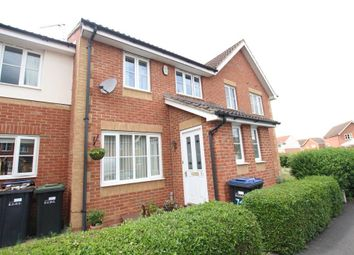 Thumbnail 3 bed terraced house for sale in Briars End, Witchford, Ely