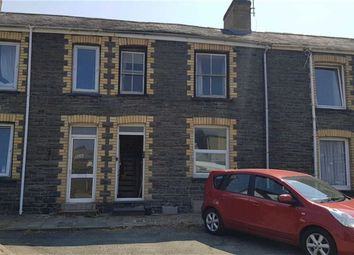 Thumbnail 3 bed terraced house for sale in Cambrian Square, Aberystwyth, Dyfed