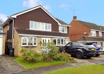 Thumbnail 5 bed detached house to rent in Fermandy Lane, Crawley Down