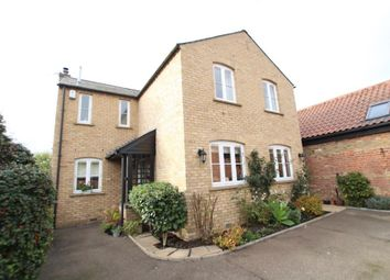 Thumbnail 4 bedroom detached house for sale in High Street, Stretham, Ely