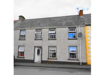 Thumbnail 3 bed terraced house for sale in Market Street, Enniskillen