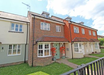 Thumbnail 4 bedroom terraced house for sale in Blanshard Close, Herstmonceux, Hailsham