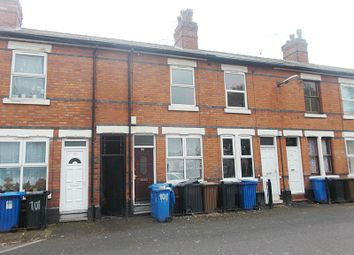 Thumbnail 3 bed terraced house for sale in Havelock Road, Normanton, Derby