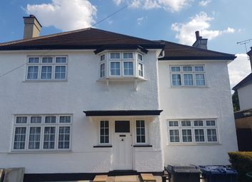 Thumbnail 5 bed terraced house to rent in Egerton Gardens, Hendon