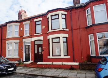 Thumbnail 3 bed terraced house for sale in Gorsedale Road, Mossley Hill, Liverpool