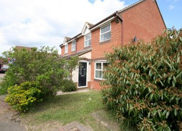 Thumbnail 1 bed flat to rent in Partridge Walk, Greater Leys, Oxford