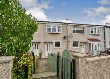 Thumbnail 2 bed terraced house for sale in Collessie Drive, Glasgow