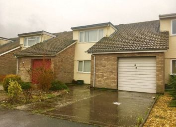 Thumbnail 2 bed terraced house for sale in Dartmouth Close, Worle, Weston-Super-Mare
