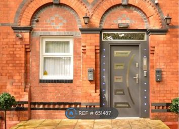 Thumbnail 3 bed flat to rent in Polygon Road, Manchester