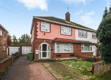 Thumbnail 3 bed semi-detached house for sale in Barn Close, Ashford