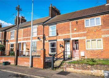 Thumbnail 3 bed terraced house for sale in Old Heath Road, Colchester, Essex