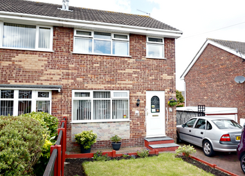 Thumbnail 3 bed semi-detached house for sale in Tulsa Close, Stoke-On-Trent