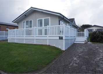 Thumbnail 2 bed lodge for sale in Old Borough Farm, Tintagel