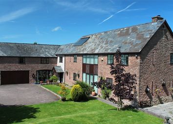 Thumbnail 6 bed detached house for sale in Little Treaddow, St. Owens Cross, Hereford, Herefordshire