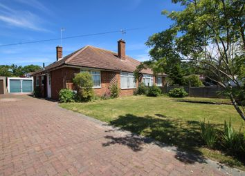 Thumbnail 2 bed bungalow for sale in Manor Close, Burgess Hill