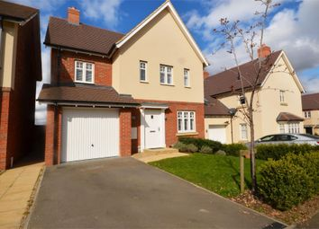 Thumbnail 3 bed detached house to rent in Station Road, Thrapston, Northamptonshire