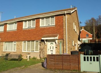 Thumbnail 2 bed end terrace house for sale in Leyburne Road, Dover, Kent