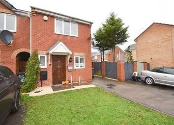 Thumbnail 2 bed semi-detached house for sale in Ashthorpe Road, Leicester